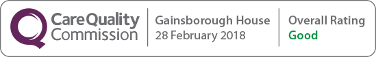 Gainsborough House CQC Report