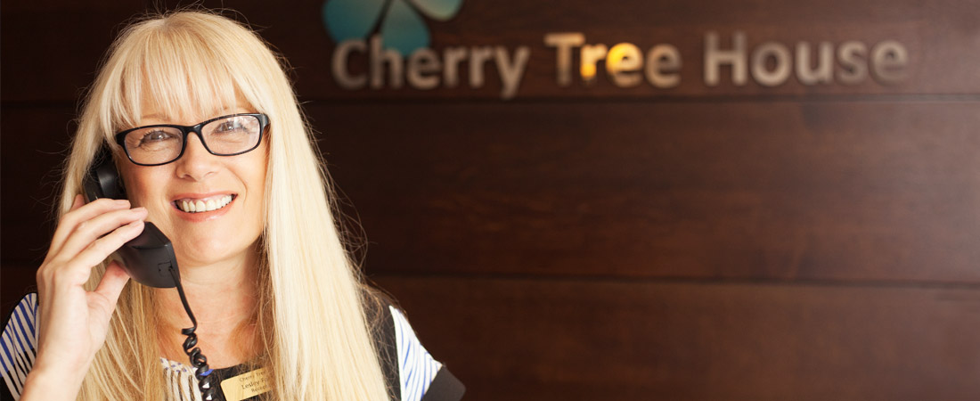 Cherry-Tree-House-Contact-Receptionist