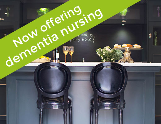Now offering dementia nursing at Finney House