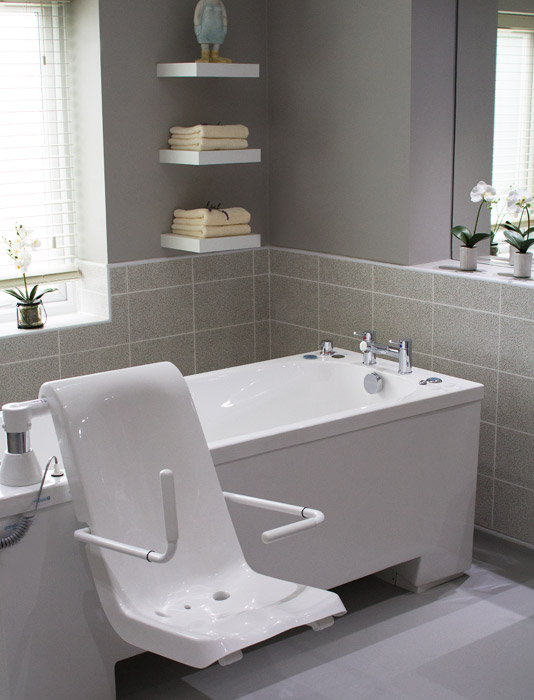LM Healthcare assisted bathroom