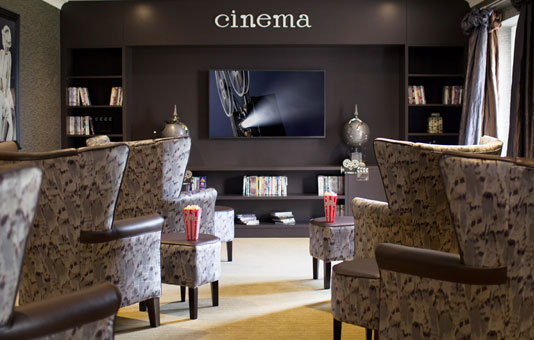 Finney House Cinema