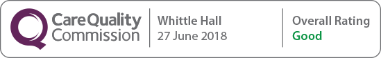 CQC Report Whittle Hall June 2018