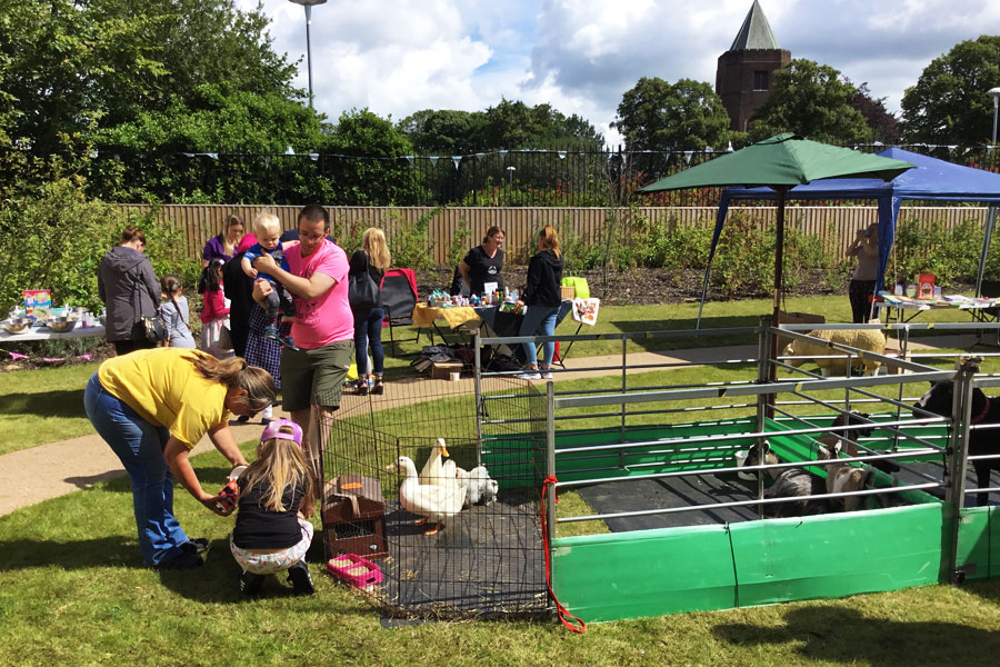Finney House Summer Fair 2017