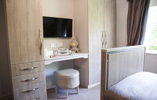 Whittle Hall Bedrooms