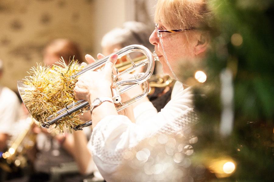 Finney House Christmas Carols Concert 2017
