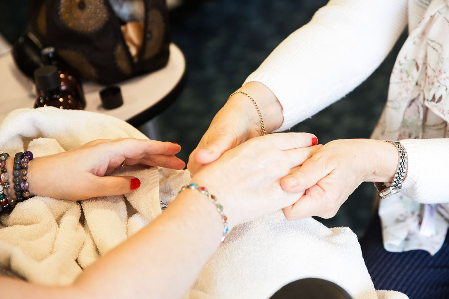 Gainsborough house pamper day 2018