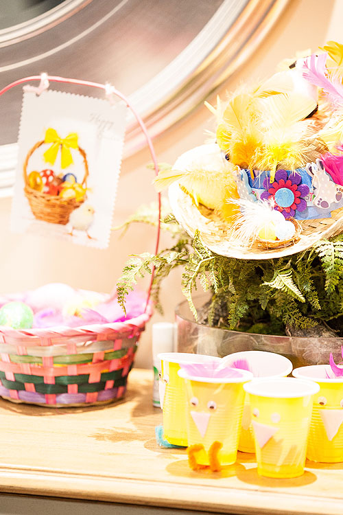 Finney House Easter Celebrations 2018