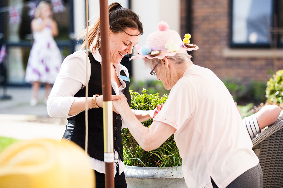 Finney House National Care Home Open Day 2018
