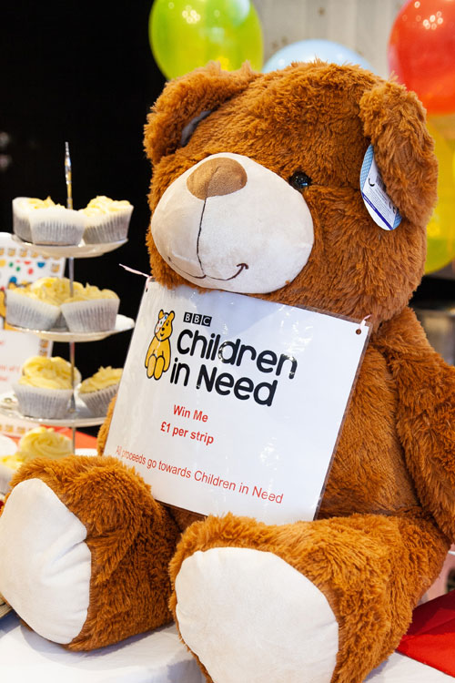 Finney House Children in need 2018