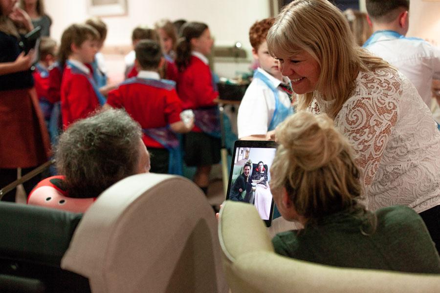 Gainsborough House Primary School Visit 2018
