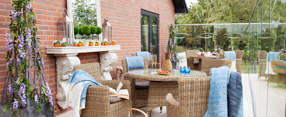 Hulton House outdoor spaces