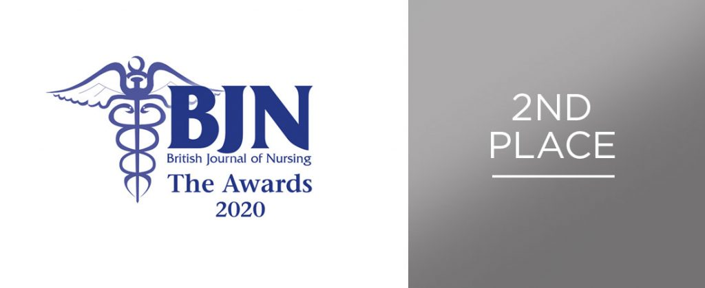 Second Place for Team Whittle at the BJN Awards 2020