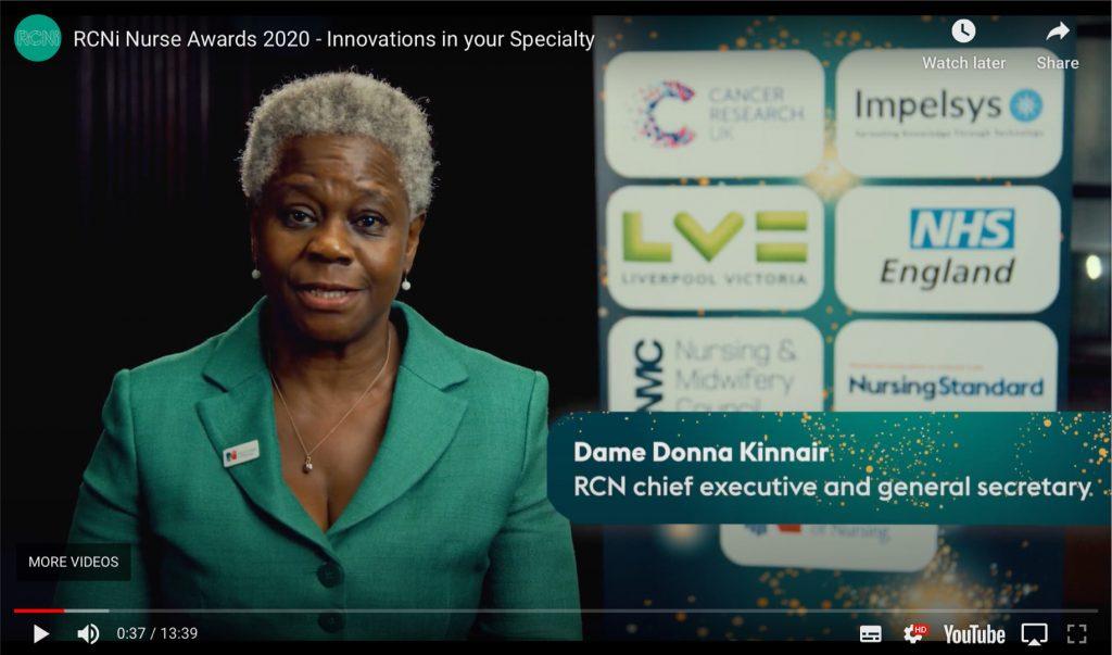 RCNi Awards 2020
